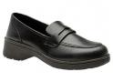 Chaussure basse noire Romane S24
